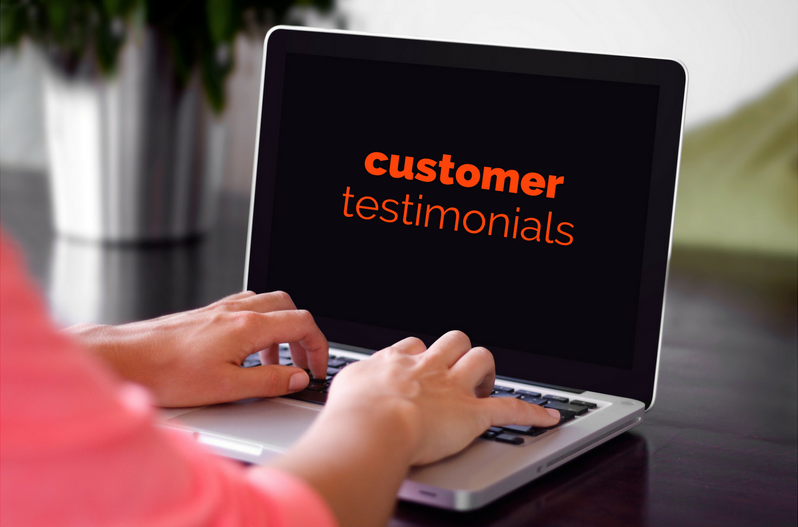 8 ways to source customer testimonials